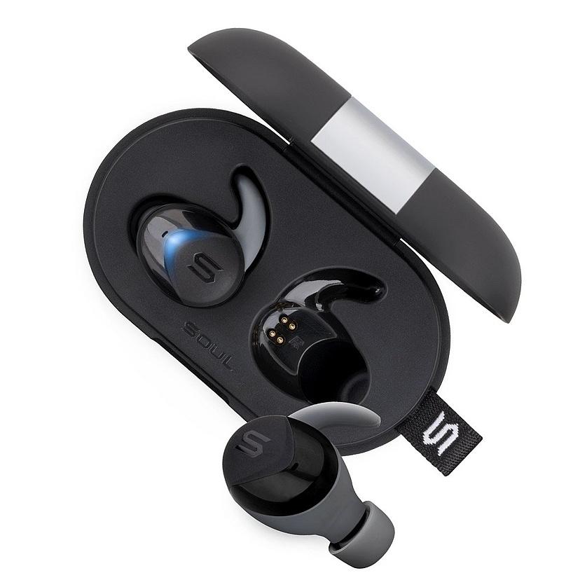 AUDIFONOS IN-EAR TW ST-XS2 SOUL NEGRO