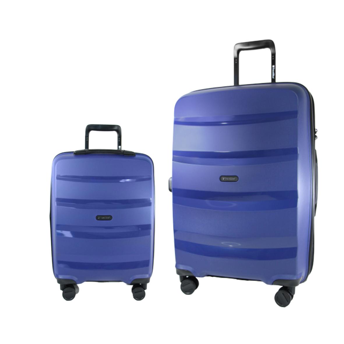 SET MALETAS AIR TRAVEL BLUE AIR2028