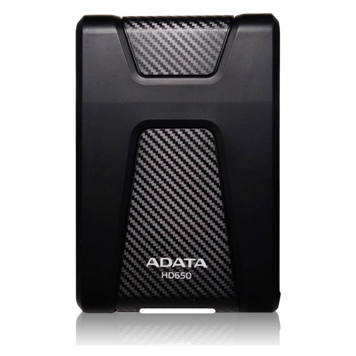 DISCO DURO EXTERNO 1TB ADATA NEGRO AHD650
