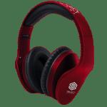 AUDIFONOS BLUETOOTH SELECT SOUND BTH025 ROJO.