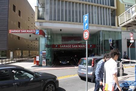 Garage San Marco Parking In Venice Parkme