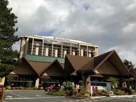 Doubletree Hotel Seattle Airport  International Blvd Seattle Wa