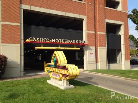 Greektown casino parking garage rates