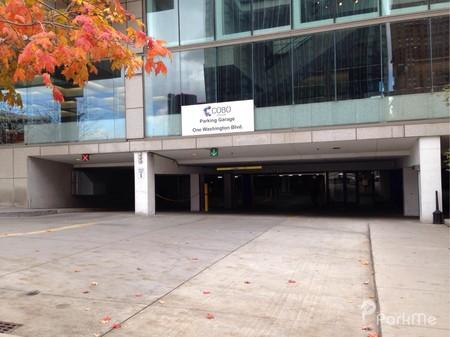Cobo Center Washington Boulevard Garage Parking In