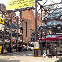 Minetta Lane Theatre Parking In New York City Find