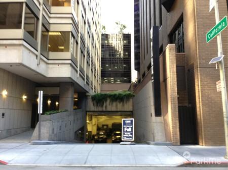 100 Pine Street Garage Parking In San Francisco Parkme