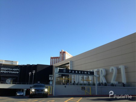 Valet Parking Fashion Show Mall Las Vegas Nv