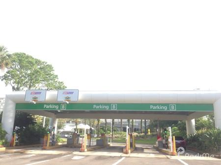 Terminal B Parking Garage Orlando International Airport