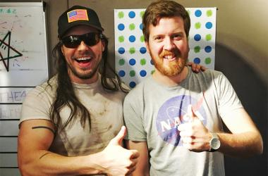 Andrew W.K. and Gregr