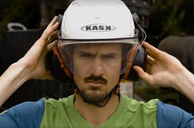 Roger Levesque - Timber feller.