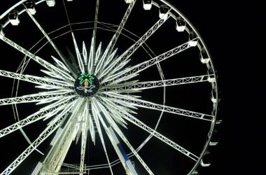 Ferris Wheel at Coachella 2017