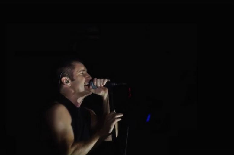 The return of Trent Reznor and his band Nine Inch Nails in the United States on August 2nd 2013 in Chicago, IL at the Lollapalooza music festival.