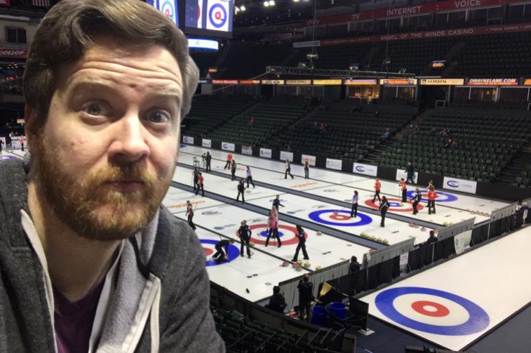 USA Curling Nationals @ Xfinity Arena