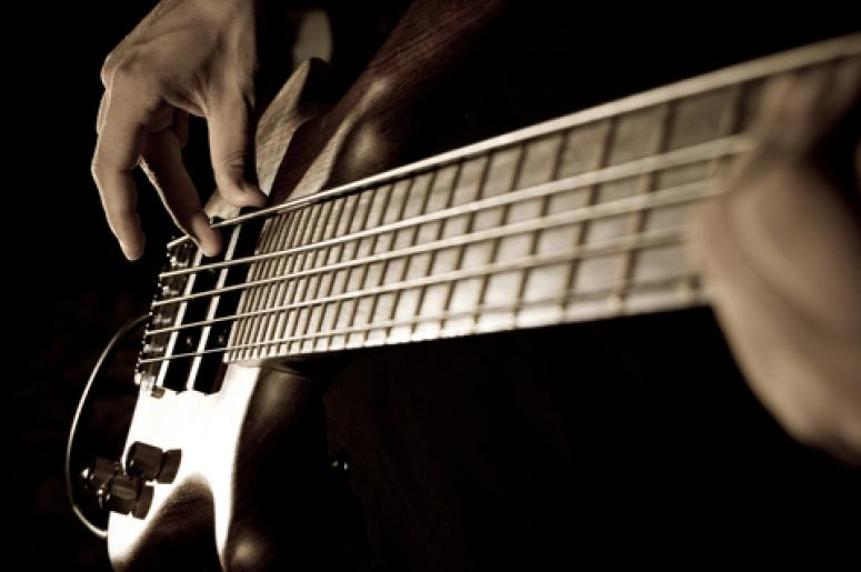 Playing the bass