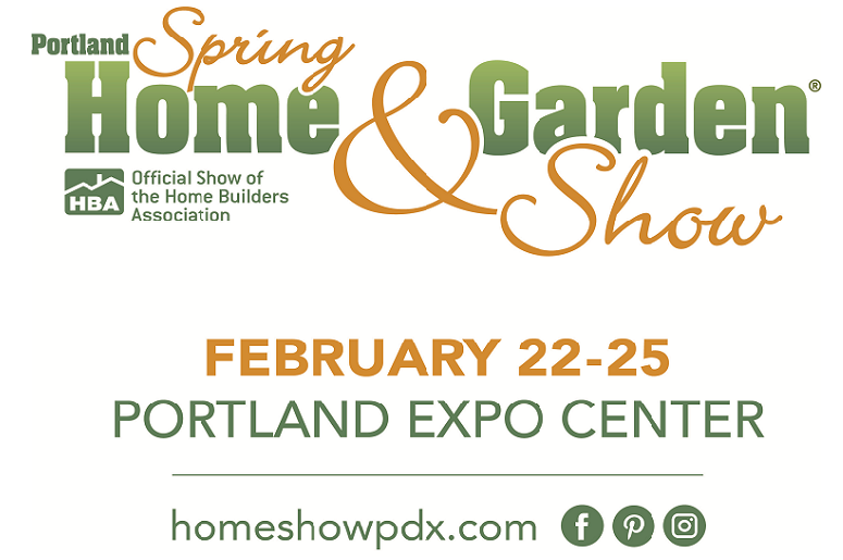 Portland Spring Home And Garden Show. Portland Expo Center