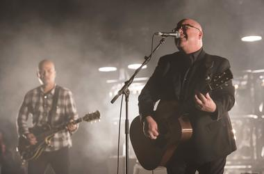 Black Francis and Joey Santiago from the Pixies