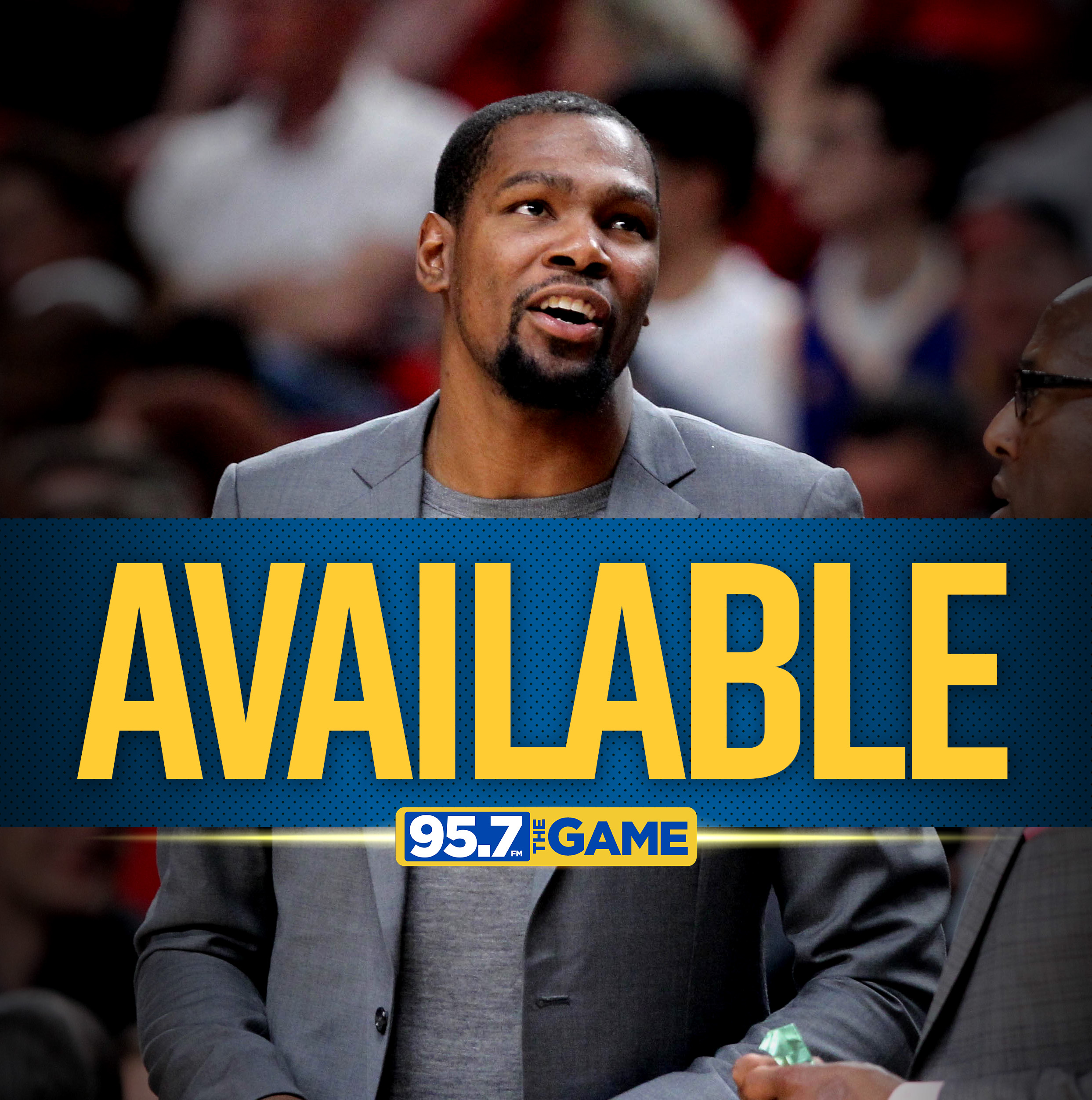 Warriors Sharks Live Stream Free: UPDATE: Kevin Durant Will START In GAME 4