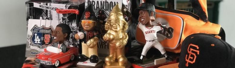 VIDEO! Sports Dish: 60 Years of SF Giants Baseball
