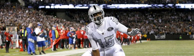 Report: Michael Crabtree is returning to the Raiders