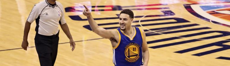 Klay's historic 2016 playoff performance was dedicated to friend's dog who'd passed away