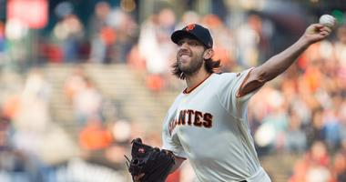 Bumgarner to make 5th consecutive opening day start for Giants