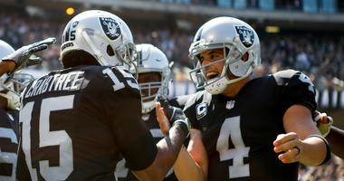 Hall of Famer Rod Woodson says Carr lacks 'toughness,' calls out Gruden, Nelson & Lynch