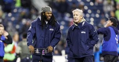 Sherman calls exit from Seattle 'kind of disrespectful' suggests Carroll is a 'college' coach