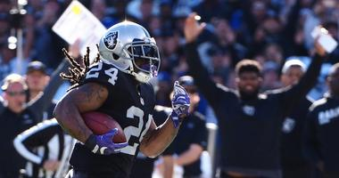 Jon Gruden says he's 'counting on' Marshawn Lynch