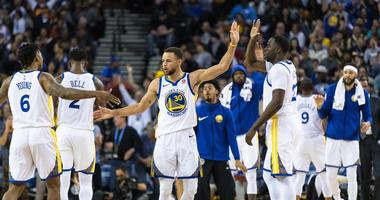 Report: Curry is 'targeting' a Friday return to the lineup