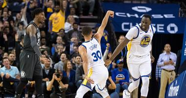 Stephen Curry's trainer: 'Everybody should relax'