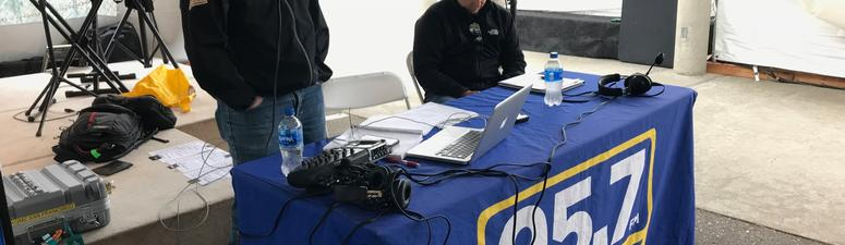 Towny and Tittle live from the Oakland Greek Festival