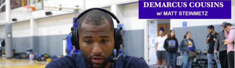 Cousins still aiming for training camp return: 'Me, personally, that's my goal'