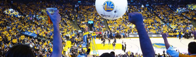 Baron Davis: 'There's no better arena to play than Oracle Arena'