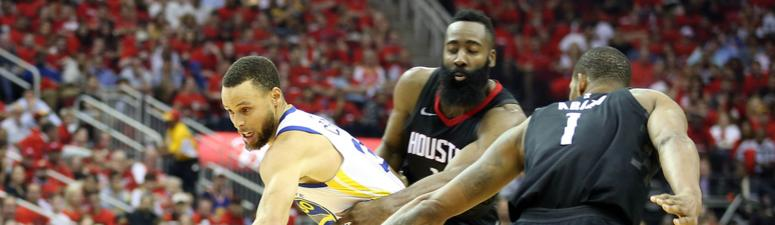 Rick Barry says Rockets could 'get arrested' for treatment of Curry