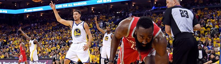 Barkley says 'mentally fragile' Rockets have no chance against Warriors