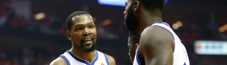 'I don't think Armageddon is coming because of this' — Spears breaks down KD-Draymond incident