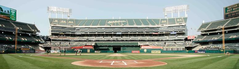 A's make smart play untarping Mt. Davis for the 1st time in 13 years
