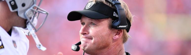 Damon says Raiders can't lose to Browns: 'Jon Gruden is seriously looking at the iceberg'