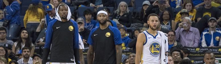 Kerr on arrival of Boogie: 'We're the 2-time defending champs, we shouldn't be reinventing ourselves'