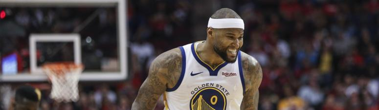 Warriors take down the Rockets 106-104 on Boogie's big night