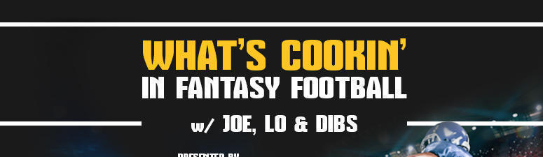 NFL Week 14: What's Cookin' in Fantasy Football — presented by Friedmans Appliance