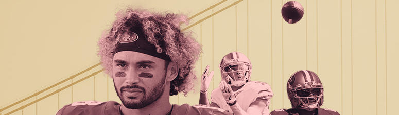 Dante Pettis is Proving Through Two Games He Was No Reach