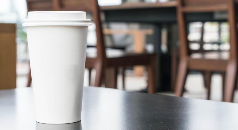 Disposable Cup (Photo credit: Natthapon Ngamnithiporn/Dreamstime)