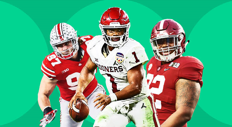 2019 NFL Mock Draft 2.0  Tommy Call s post-NFL Scouting Combine ... baf79e7bb
