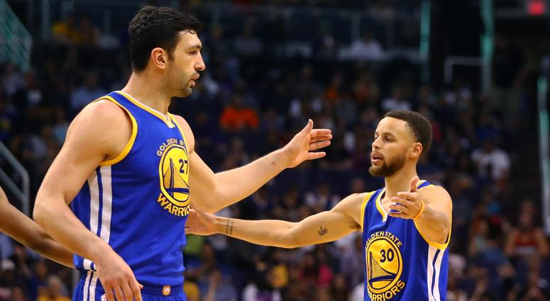 Zaza gets roasted by Steph in the middle of his interview with 'Joe, Lo & Dibs'