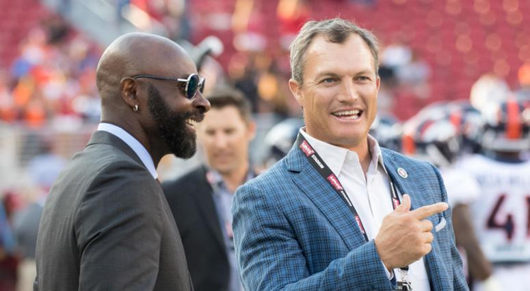 Rice named honorary chairman of the 49ers Foundation