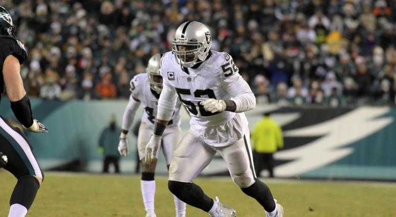 What would the Raiders accept in a trade for Khalil Mack?
