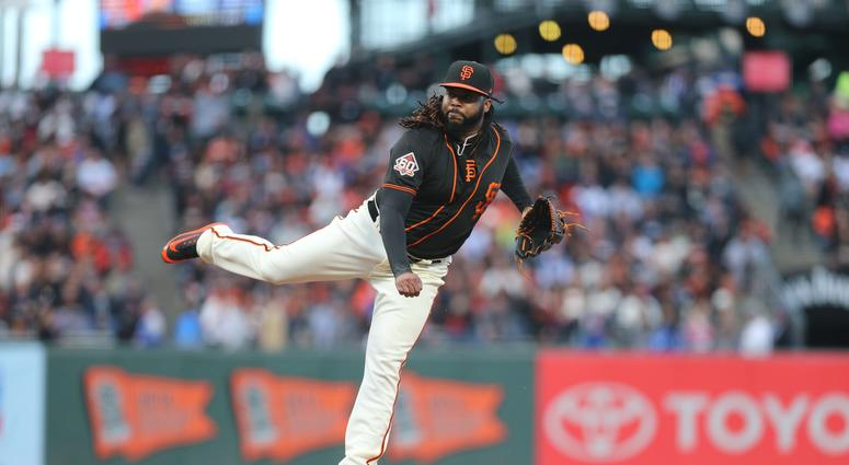Giants shift Johnny Cueto to 60-day DL, can't return until end of June