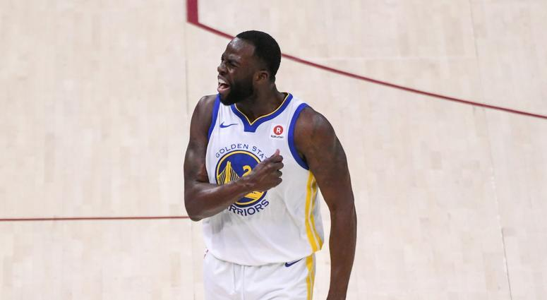Draymond on situation with KD: says they're 'moving forward,' addresses future