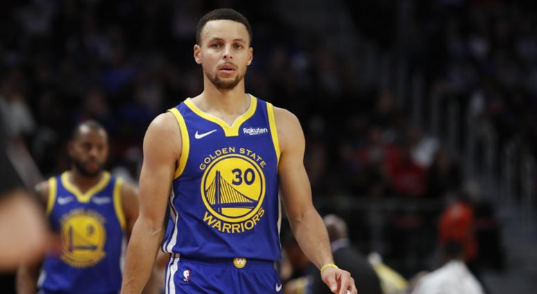 Hawks return home to face Warriors with Curry
